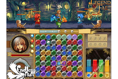 Legend of Fae - Tai game | Download game Xếp hình, tìm cặp