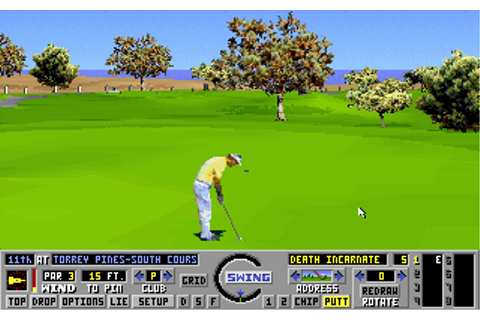 Download Links - The Challenge of Golf | Abandonia