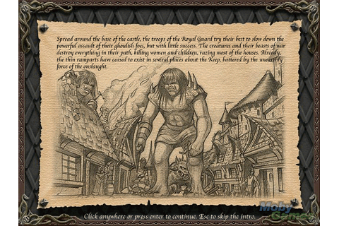 Download Pillars of Garendall (Mac) - My Abandonware