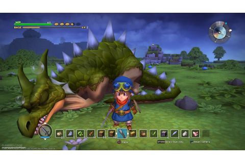 Dragon Quest Builders Review - Gamereactor