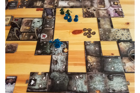 Sword & Sorcery Review | Co-op Board Games
