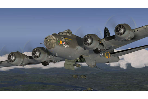 Just Flight - B-17-Flying Fortress
