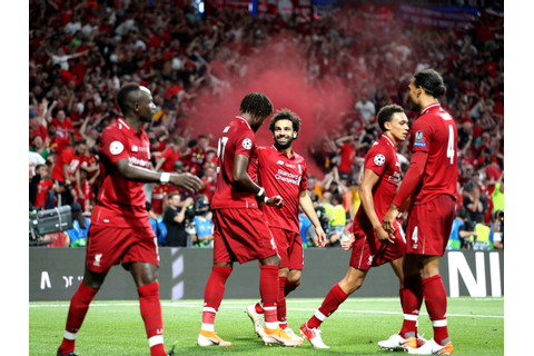Champions League final result: Liverpool conquer Europe to ...