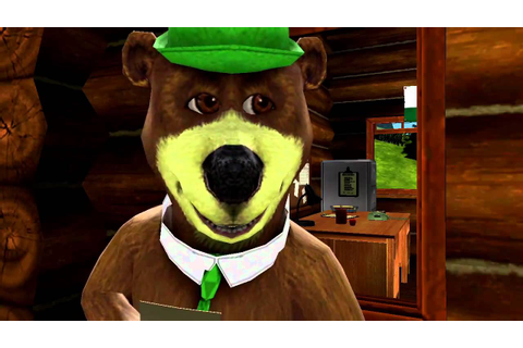 Yogi Bear: The Video Game - Wii Trailer - YouTube