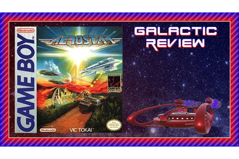 Galactic Review - Aerostar (Game Boy) - YouTube
