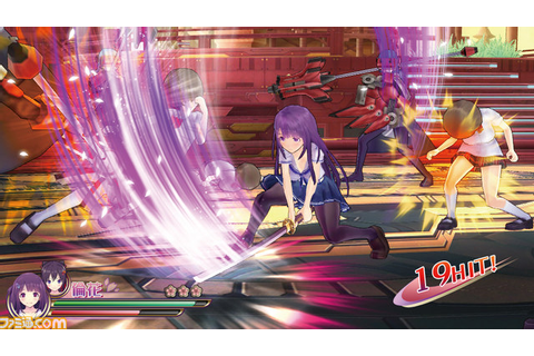 First look at Valkyrie Drive: Bhikkhuni - Gematsu