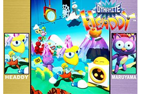 Dynamite Headdy - Symbian game. Dynamite Headdy sis ...