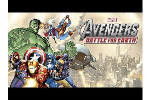 Marvel Avengers: Battle for Earth: Battle For Earth ...
