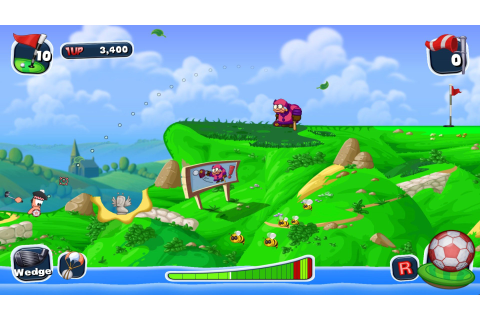Download Worms Crazy Golf Full PC Game