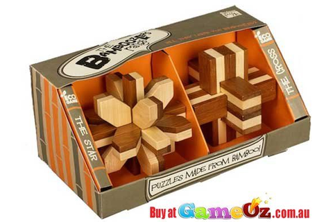 Bamboozlers Twin Pack | Brain teasers, Jigsaw puzzles ...