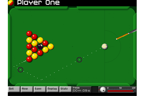 Download Arcade Pool - My Abandonware