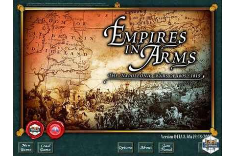 Empire in Arms The Napoleonic Wars of 1805–1815 Download ...