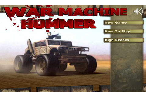 War Machine Hummer – Games for Windows Phone 2018 – Free ...