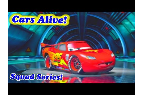 Cars 2 Game Play - Lightning McQueen Squad Series 01 - YouTube