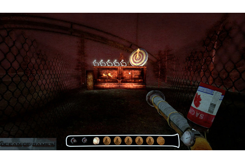Sylvio PC Game Free Download - Ocean Of Games