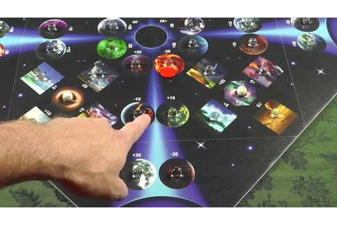 REVIEW of 'Universe' a dexterity game with The Chief from ...