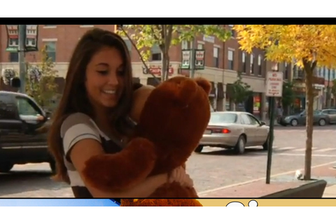Big Huggin' - Giant Bear Hugging Video Game by Lindsay ...