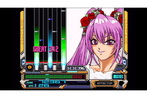 Beatmania IIDX 7th Style - Happy Wedding [ANOTHER] - YouTube