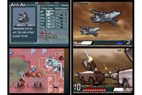 Advance Wars: Days of Ruin Review - IGN