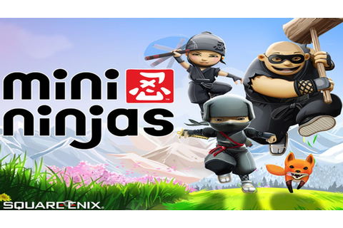Mini Ninjas - Universal - HD Gameplay Trailer - YouTube