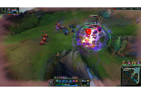 League Of Legends Game Mode All Random Ultra Rapid Fire ...