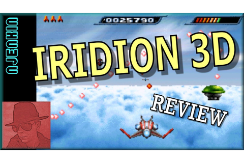 Iridion 3D - on the GBA - with Commentary !! - YouTube