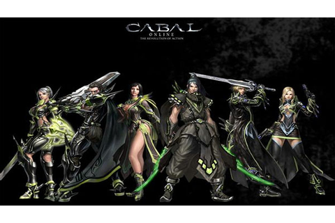 Cabal Online: Game Overview | Free mmo games - zuckr.com