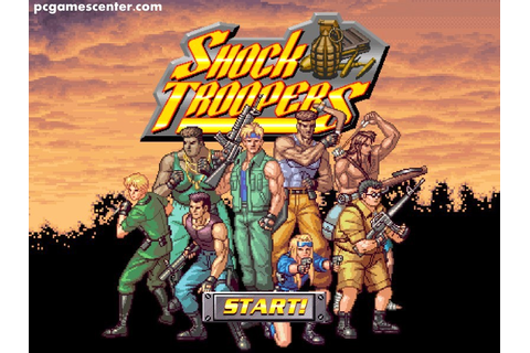 Shock Troopers Pc Game Free Download ⋆ PC Games CenterPC ...