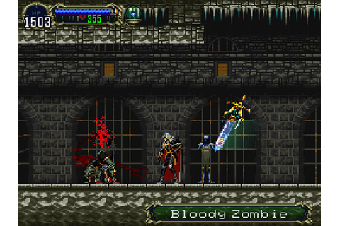Castlevania: Symphony Of The Night image - 5TH Generation ...