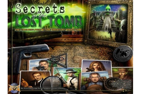 Secrets of the Lost Tomb Review - YouTube