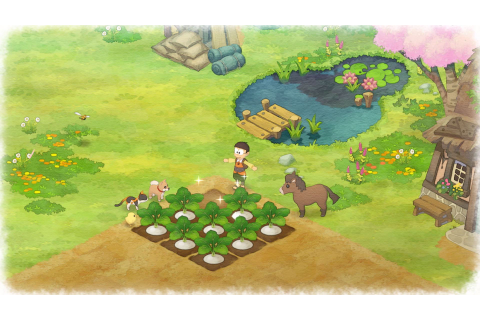 DORAEMON STORY OF SEASONS on Steam