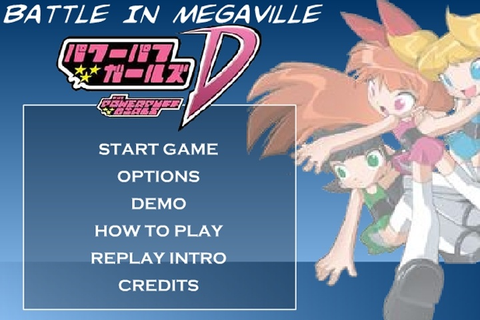 Battle In Megaville Game - Powerpuff Girls games - Games Loon