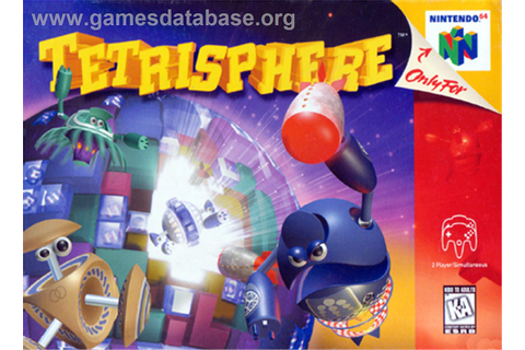 Tetrisphere - Nintendo N64 - Games Database