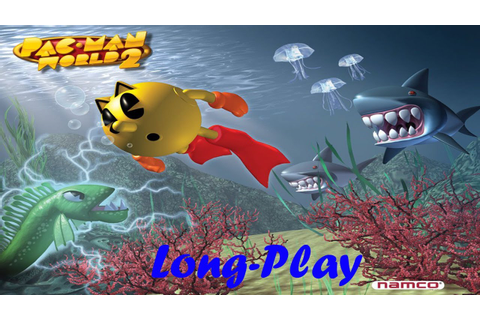 [PS2] LONGPLAY - Pac-man World 2 - YouTube