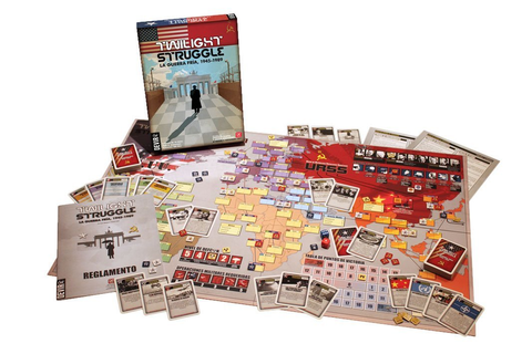 Twilight Struggle | Across the Board Game Cafe