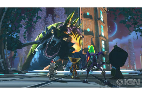Ratchet and Clank: All 4 One Screenshots, Pictures ...