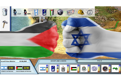 Think You Can Solve the Israeli-Palestinian Conflict? Play ...