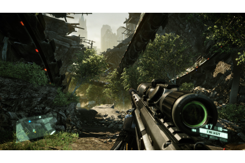 Crysis 2 Game Free Download - Ocean Of Games