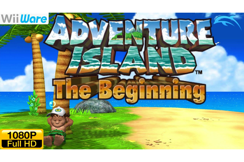 Adventure Island: The Beginning - WiiWare Wii Gameplay ...