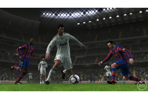 FIFA 10 Free Download - Ocean Of Games