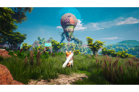 Biomutant [PS4/XOne/PC] Gamescom 2017 Gameplay Trailer ...