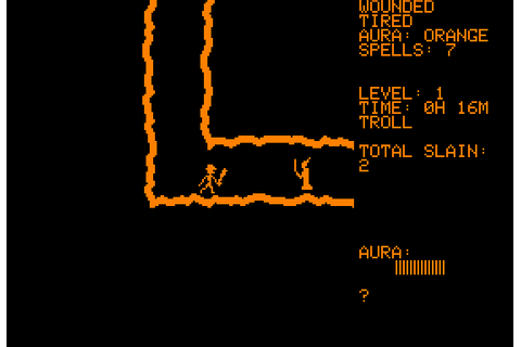 Sorcerer of Siva (1981) by Automated Simulations Apple II ...