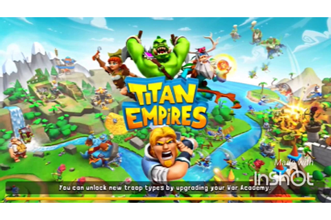Titan Empires : Speed Attack With Essence (HD) - YouTube