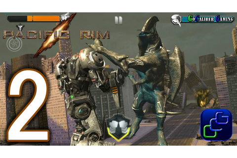 Pacific Rim: The Video Game Android Walkthrough - Part 2 ...