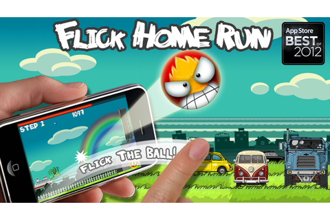 Flick Home Run! baseball game - Android Apps on Google Play