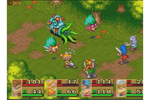 Pretty Cool Games: BREATH OF FIRE 1 & 2!