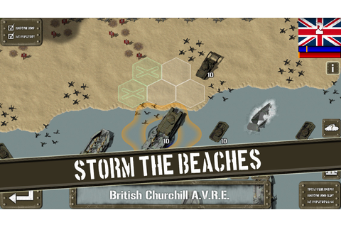 Tank Battle: Normandy (by HexWar Games) - Touch Arcade