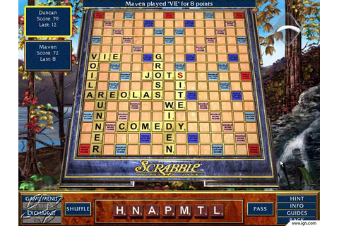 Download Free Scrabble Games - PC Game
