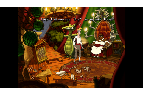 The Curse Of Monkey Island Is Still Great