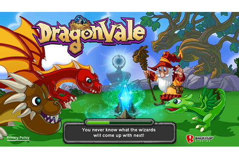 MASSIVE UPDATE HITS DRAGONVALE (Game still crashes ...
